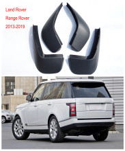 4pcs/set Auto splash guards For Land Rover mudguards Range mud flaps mudflaps in 2013-2019