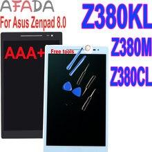 AAA + ЖК-дисплей Замена 8