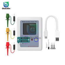 3.5 inch TFT Transistor LCR-TC1 Tester for Diode Triode Capacitor Resistor 160*128 Colorful Backlight Display Multi-functional стоимость
