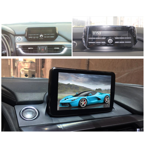 Image 5 - SINOSMART navigateur GPS, pour voiture Mazda 3 Axela (8.1 2014) et Mazda 6 Atenza (2019 2016), Android 2019, 4 cœurs/8 cœurs, CPU, 2G