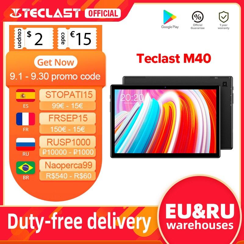 Teclast M40 6/128GB