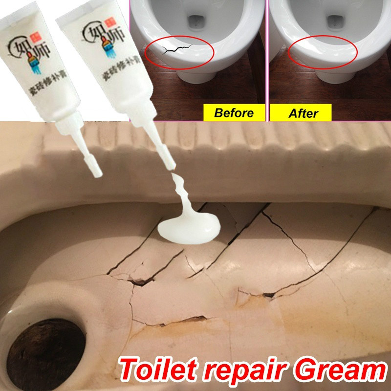 Universal Cream Construction Tool Porcelain Mending Ointment Grouts Beautiful Sealant For Porcelain Peeling Graffiti Gap Repair