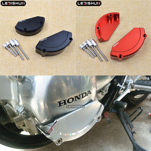 for HONDA CB1100 CB1300 SF CB 1300 SUPER BOLDOR X4 Motorcycle Accessories guard from Engine Protective Cover Fairing Guard Slid(China)