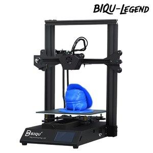 Image 1 - BIQU Legend 3D Printer Upgraded SKR V1.3 32Bit Control board Resume Printing DIY KIT TFT35 Touch Screen 3D Drucker Impresora 3D