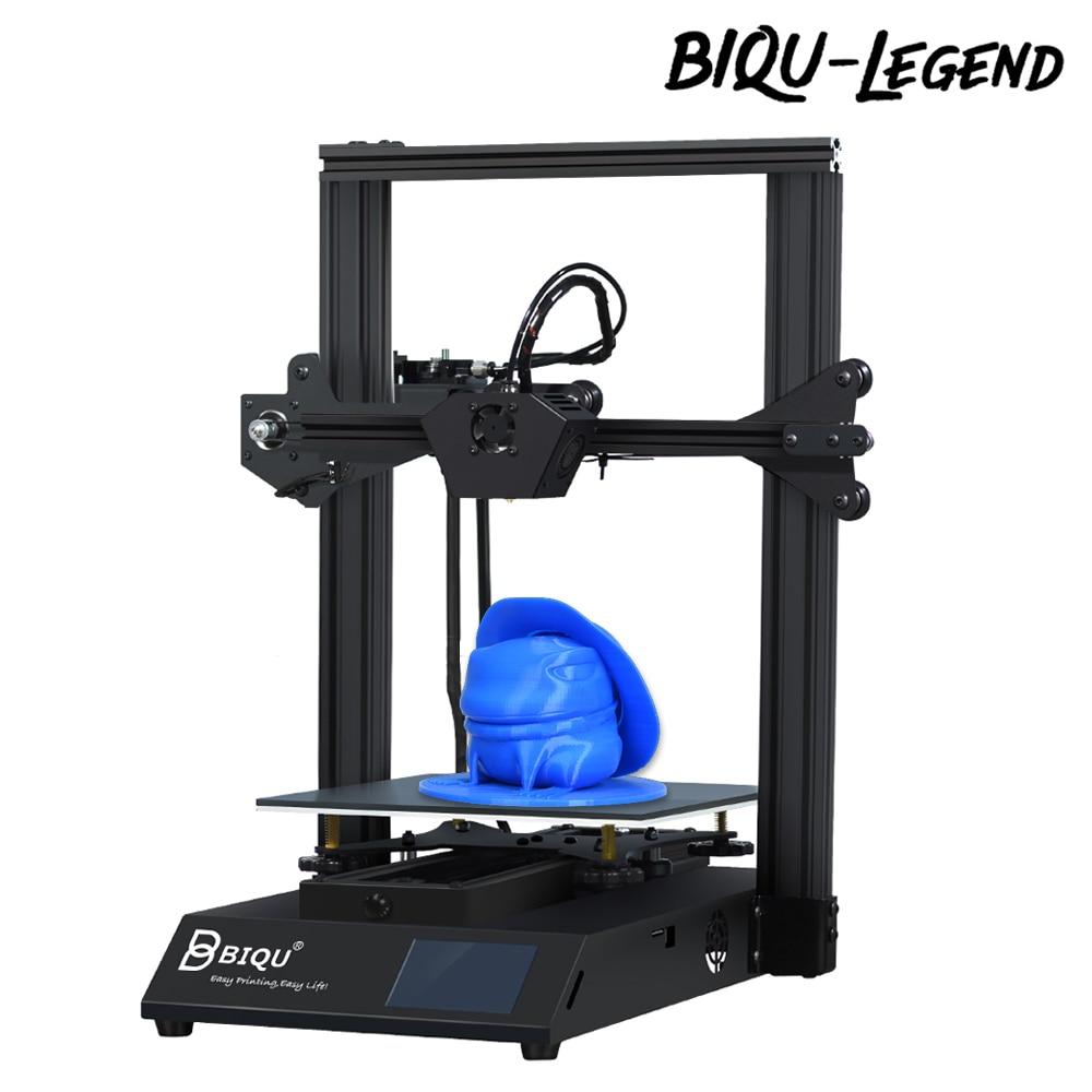 BIQU Legend 3d принтер обновленный SKR V1.3 32-битная плата управления, набор для самостоятельной Печати TFT35 с сенсорным экраном 3D Drucker Impresora 3D