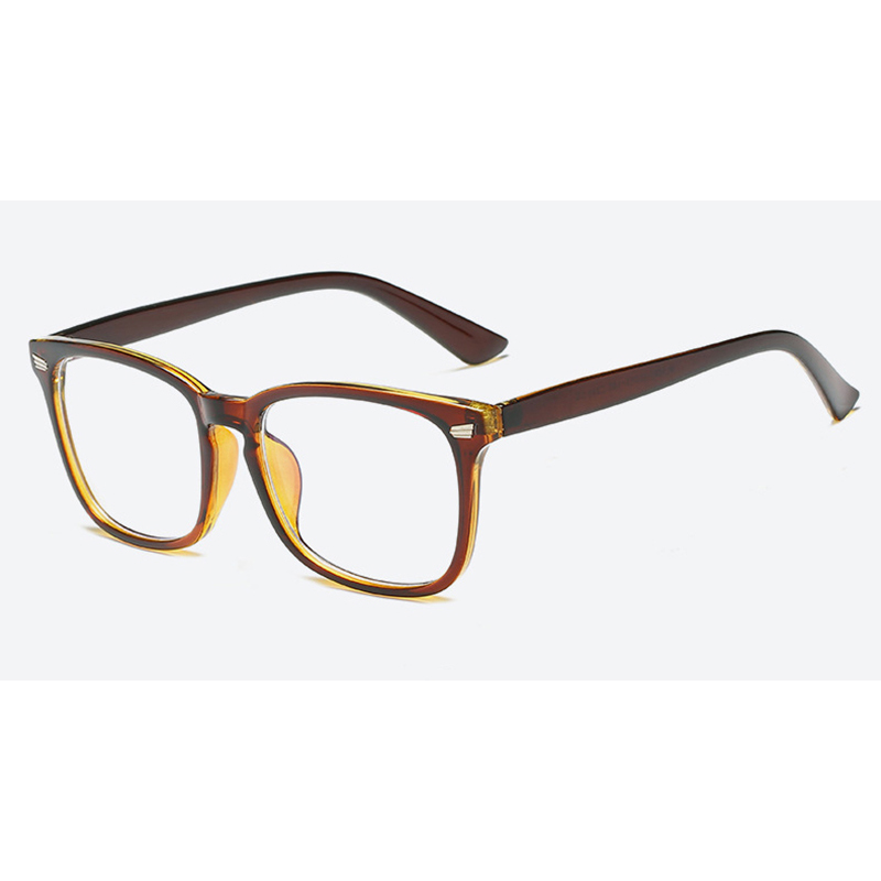 Image 2 - Women Bifocal Reading Glasses magnifier Men Rivets Retro Square Look Near Far Presbyopia Spectacles Can Custom Prescription N5-in Women's Reading Glasses from Apparel Accessories