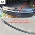 Бесплатная доставка  для Nissan Qashqai J10 MK1 2007-2009 2011- 2013  нержавеющая сталь  задняя Накладка на порог багажника  защитная педаль