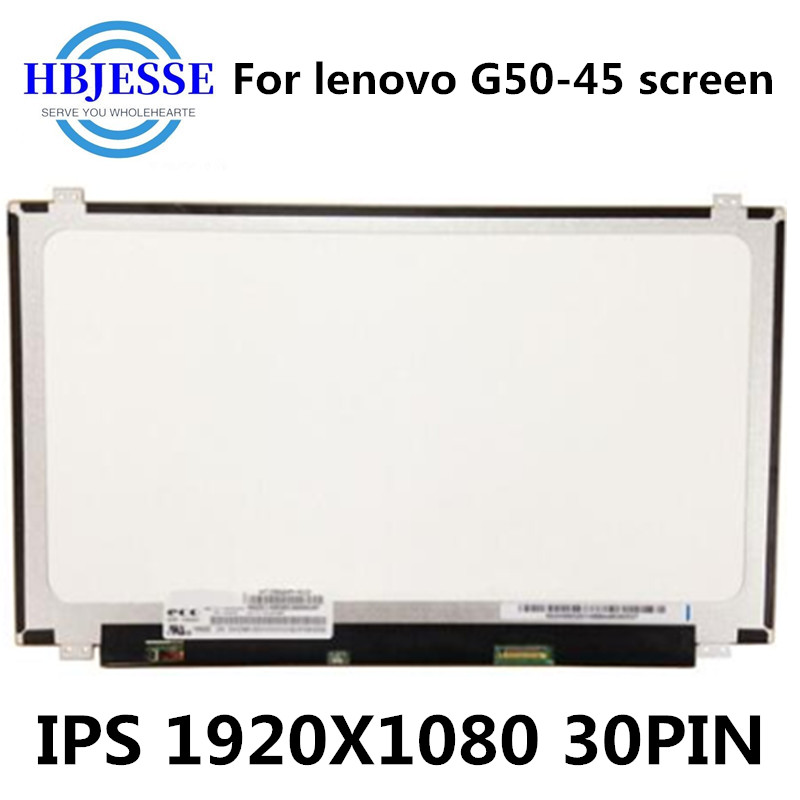 Original 15.6'' for <font><b>lenovo</b></font> G50-45 G50-70 G50-<font><b>80</b></font> G50-30 N50-<font><b>80</b></font> E550C Y50 <font><b>B50</b></font> Z51 IPS FHD 1920X1080 Screen LCD LED Display Matrix image