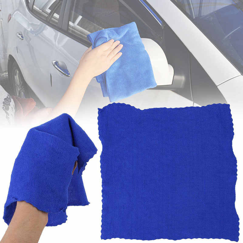 30*30 سنتيمتر ستوكات تنظيف الملابس مناشف من الألياف الميكرو للسيارات مجهرية ل مناشف اكسسوارات السيارات تجفيف منشفة ل المطبوعة