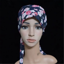 Calabash hat operation Cap scalding nurse anesthesia doctor cloth hat-A
