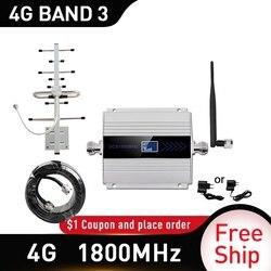 1800mhz wzmacniacz komórkowy wzmacniacz 2g 4g 1800mhz GSM wzmacniacz sygnału komórkowego 4g wzmacniacz sygnału 1800 dcs komórkowy telefon komórkowy