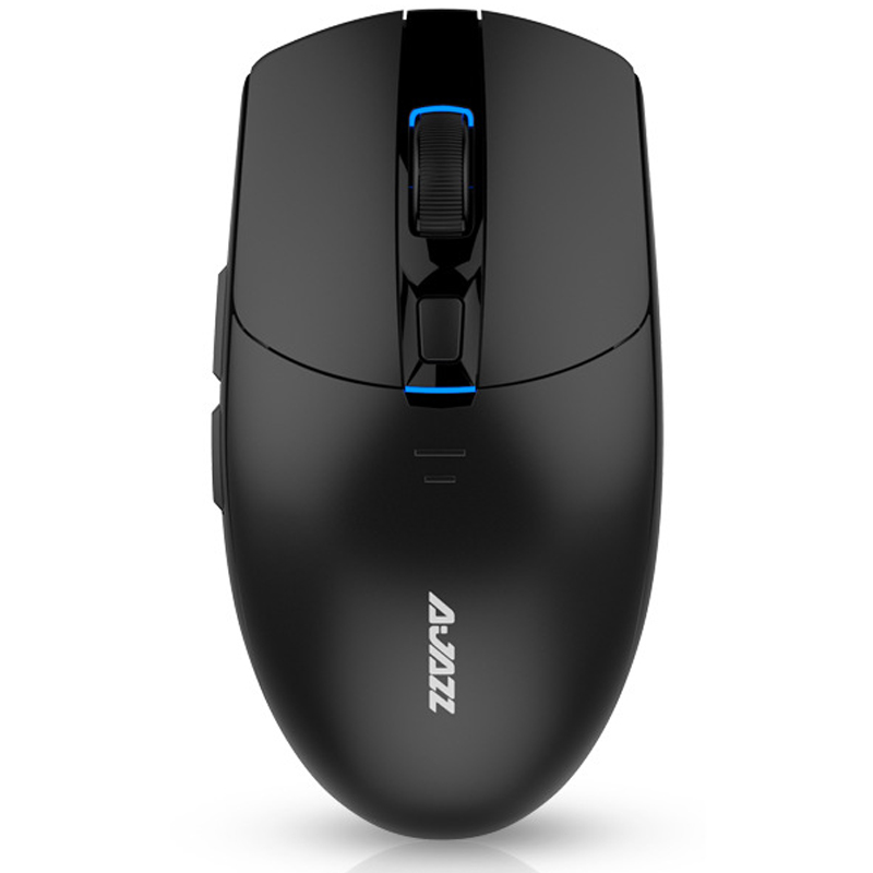 AJAZZ I303Pro Wireless Mouse Gaming Mouse Lightweight PixArt PMW3338 Chip Wireless Driver 6 Colors LED Light Adjusting 16000DPI image