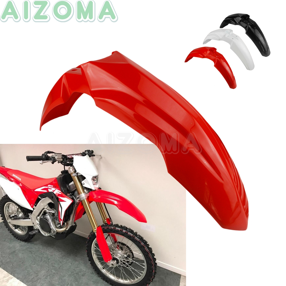 NO LOGO Plastic Rear Brake Disc Guard Cover Protector For Honda CRF 250R 450R 450RX 2017 2018 2019 CRF250R CRF450R CRF450RX Motorcycle