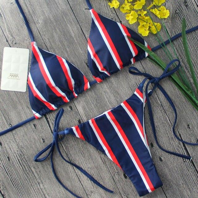 Brazilian Micro Bikini Set 10