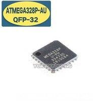 1PCS ATMEGA328P-AU Qfp-32 Atmega328p 328 Mega328 Tqfp32 Microcontroller Qfp Ic Chip