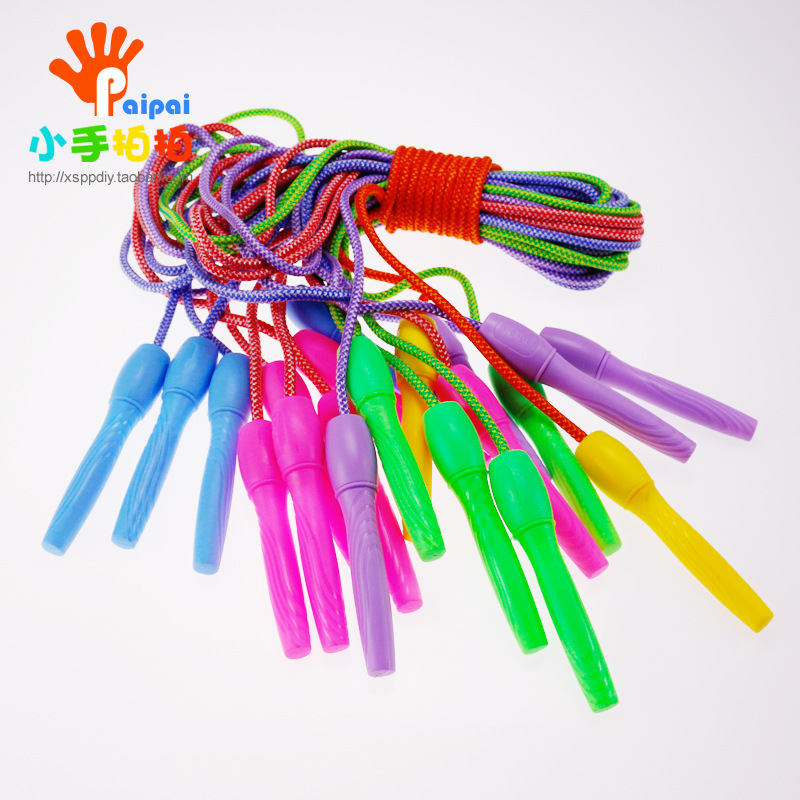 Primary School STUDENT'S Jump Rope Children Education Commission Sports Examination Exclusive Standard Sports Commission Men And