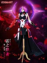 Anime Honkai darbe 3 Raiden Mei Cosplay kostüm üniforma elbise cadılar bayramı kadınlar için kıyafet yeni 2020