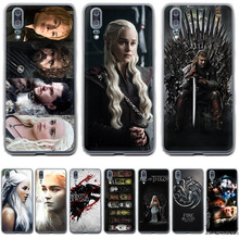 Case Cover Mobile Phone Game Of Thrones House Targaryen For Huawei P Smart P8 P9 P10 P20 Lite Pro P20pro 2015 2016 2017 Cover