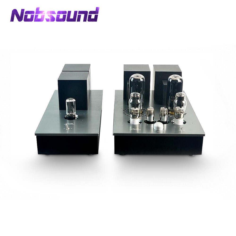 Nobsound Hallo-end <font><b>211</b></font> 2A3 Vakuum Rohr Verstärker HiFi Single-ended Split Stereo Audio Power Amp image