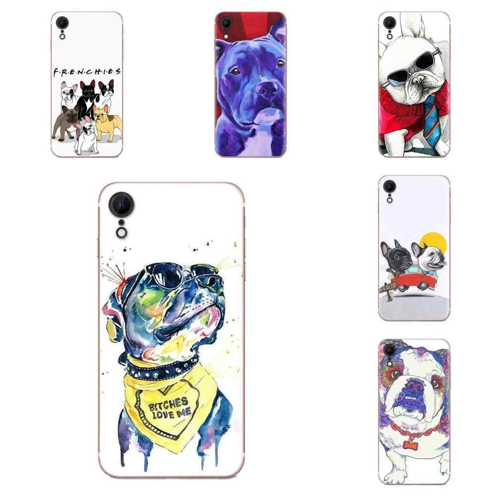 Pit Bull Dog Pitbull Cellulare TPU Per Il Caso di Huawei Honor Compagno di Nova Nota 20 20s 30 5 5I 5T 7C 8A 8X9X10 Pro Lite Gioco