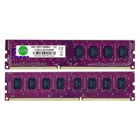 DDR3 2GB 4GB 8GB Memoria Ram DIMM 1333MHZ de Memoria a 1600Mhz escritorio PC3-12800U 240PIN PC3-10600U 1,5 V ECC 2G 4G 8G Memoria para PC