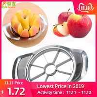 Küche Gadgets Edelstahl Apple Cutter Slicer Gemüse Obst Werkzeuge Küche Zubehör Apple Einfach Cut Hobel Cutter