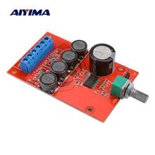 Aiyima tpa3118 placa amplificador de potência digital 25wx2 estéreo dois canais amplificador de som amplificador de áudio amplificador diy spekaer casa teatro