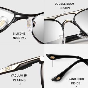 Image 4 - CAPONI Driving Photochromic High Quality Sunglasses Polarized Classic Brand Sun Glasses for Men oculos de sol masculino CP8722