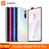 Global Version Xiaomi Mi 9T Pro Snapdragon 855 6GB 128GB Smartphone 48MP AI Triple Camera Pop up Front Camera 4000 mAh QC4.0