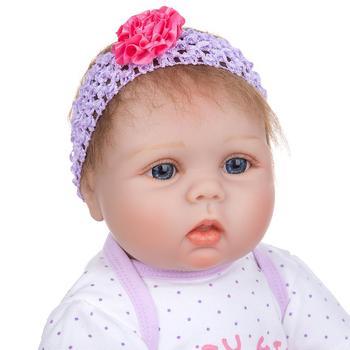 Кукла-младенец KEIUMI 22D14-C52-H48 6