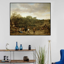Cassisy Jan Havickszoon Steen Beer Party Forest Canvas Pastoral Painting & Calligraphy Print Room Wall  Decor Life Art No Framed платье jan steen jan steen mp002xw18z6i