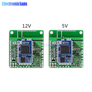 DC 12V 5V CSRA64215 APTXLL Lossless Music Hifi Bluetooth 4.2 Receiver Board Audio Amplifier Module Car Bluetooth Receiver Board image