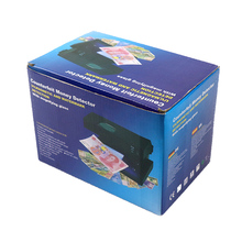 Money-Detector Banknotes Cash Bill Currency Counterfeit UV And Magnifier Checker-Support