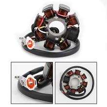 Areyourshop for 250 400 450 520 525 XCF-W EXC EX 525 MXC XCW 59039104000 Magneto Stator Generator Coil Parts 59039104200 Motor