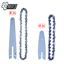 4 inch 6 inch Chain Universal Chain Mini Steel Chainsaw Chain Replacement Made of Fine Quality Steel with Superior Technology