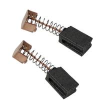 10 пар угольных щеток 5x8x12 мм для электродвигателей Black Decker угловая шлифовальная машина G720