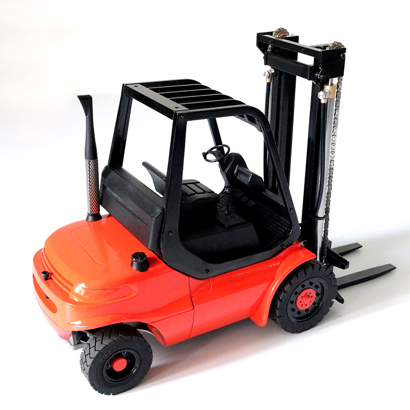 1/14 RC Hydraulic Forklift Set With Remote 13