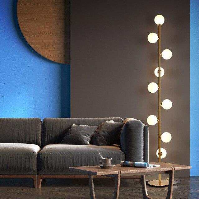 Modern LED Standing Lamp  2