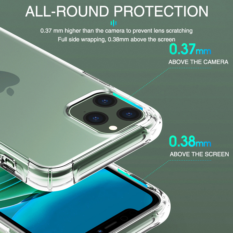 Luxury Shockproof Silicone Phone Cases For iPhone Iphone Accessories