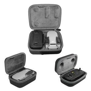 Image 1 - Draagbare Tas Voor Dji Mavic Mini Case Afstandsbediening Drone Body Afstandsbediening Draagtas Draagbare Handtas Carrying Box Opbergtas