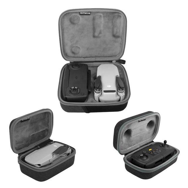 Draagbare Tas Voor Dji Mavic Mini Case Afstandsbediening Drone Body Afstandsbediening Draagtas Draagbare Handtas Carrying Box Opbergtas