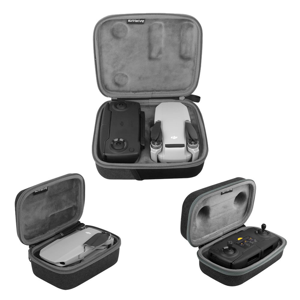 Portable Bag for DJI Mavic Mini Case Remote Drone Body Remote Controller Carrying Case Portable Handbag Carrying Box Storage Bag