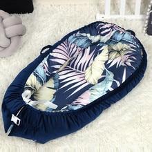 Переносная съемная и моющаяся кроватка для новорожденных, кровать для путешествий, кровать, кровать, детская кроватка, мой первый Рождественский подарок для девочек