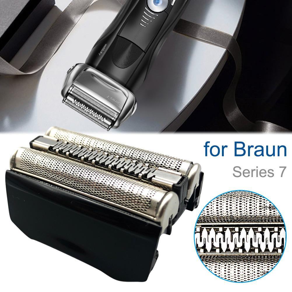 70B Replacement Shaver Foil Cassette Cutter Head For Braun Series 7 799cc 795cc 790cc-4 760cc 750cc 735s 730 For Pulsonic Razor