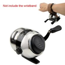 WILDGEAR Fishing Reel Slingshot hunting Bow Slingshot Fishing Reel wheel Catapult Hunting Shooting Outdoor Tools Camping Travel