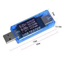 Usb зарядное устройство измеритель тока вольтметр амперметр