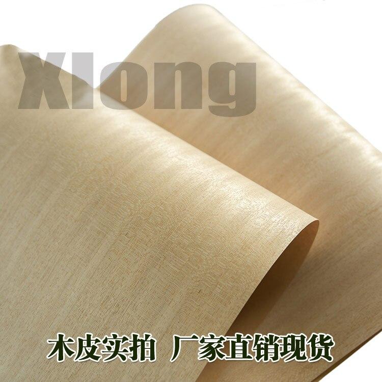 L:2.5Meters Width:600mm Thickness:0.25mm Wide Wood Veneer Natural Wood Veneer Furniture Veneer Wood Door Veneer Basic Materials
