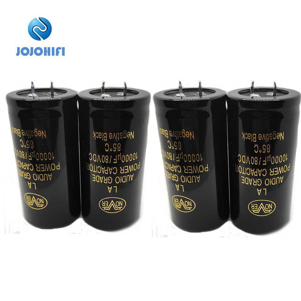 10000uf 50v63v80v100v Fever Audio Capacitor Power Audio Electrolytic Amplifier