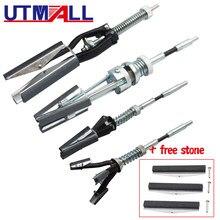 Cilindro de pistón de freno ajustable, herramienta de 3 mandíbulas, rango de piedra: 19-63mm 32-88mm 51-177mm, 4 tamaños