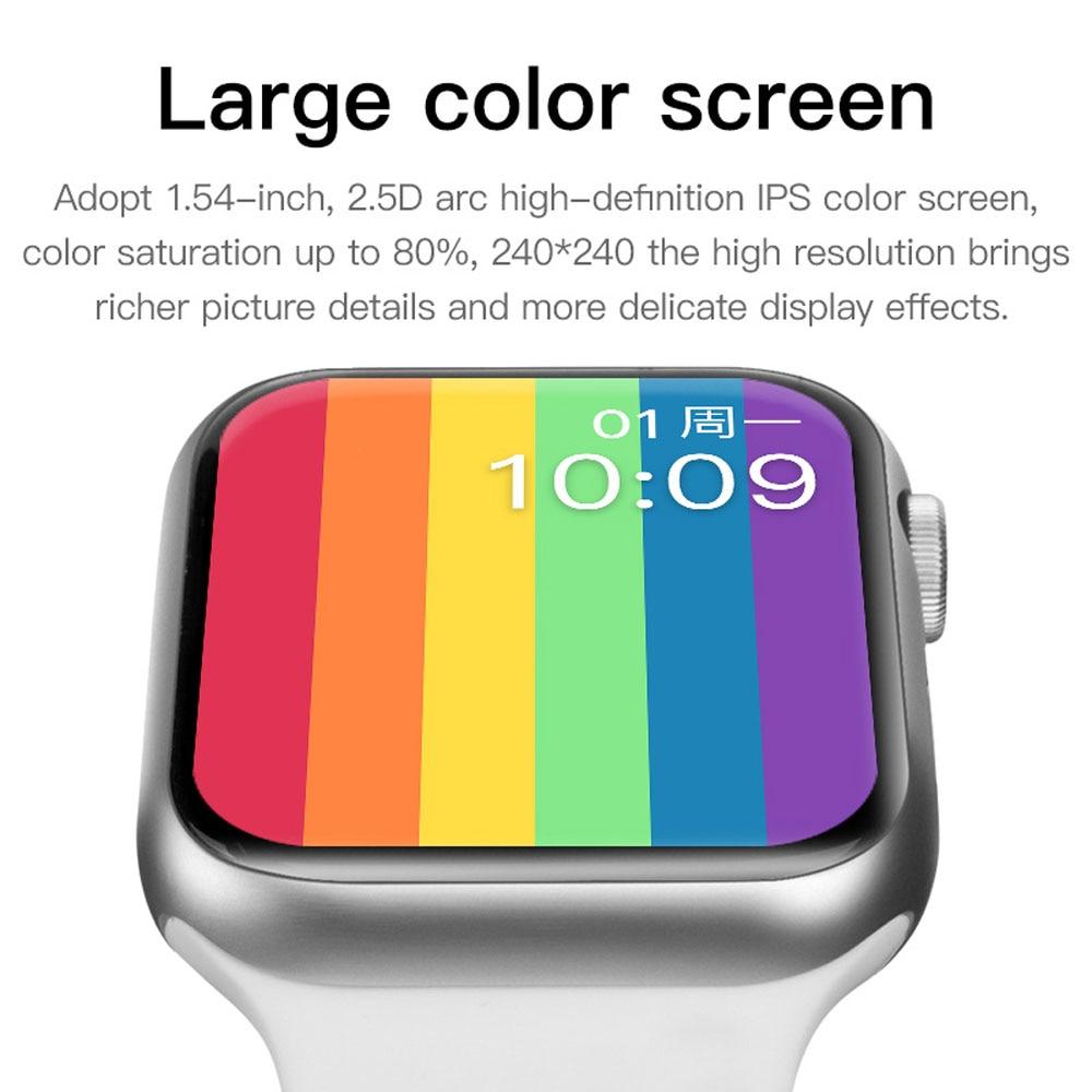 H902af334acfe4babaa081d77e3b3735cj Smart Watch Men Smartwatch Women Dial Call Watch Waterproof Fitness Tracker Music Control 2021 For Iphone Xiaomi Huawei IWO+gift